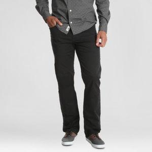 NEW! Wrangler Men's Straight Fit Jeans, Black